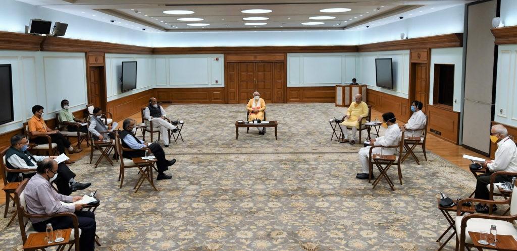 விசாகப்பட்டினம் வாயுக் கசிவு – பிரதமர் ஆய்வு!